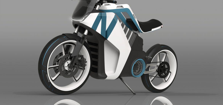 E-Bike Konzept